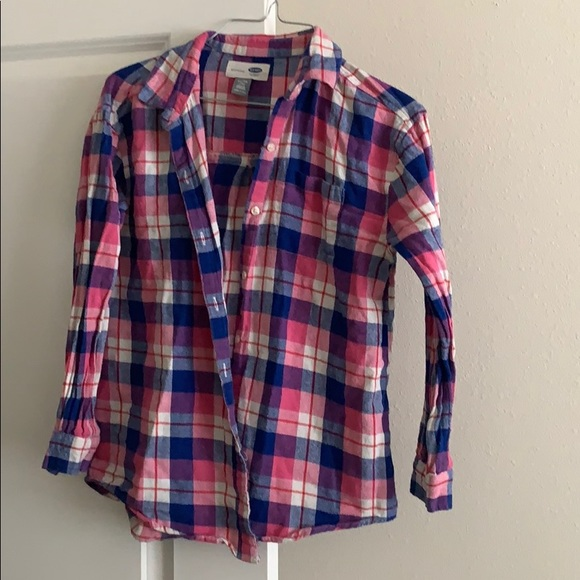 Old Navy Other - Old Navy Flannel Shirt